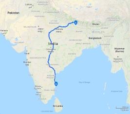 Nepal & India